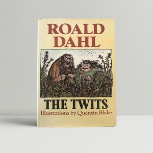 roald dahl the twits first edition1 1