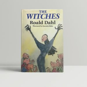 roald dahl the witches 1st ed1