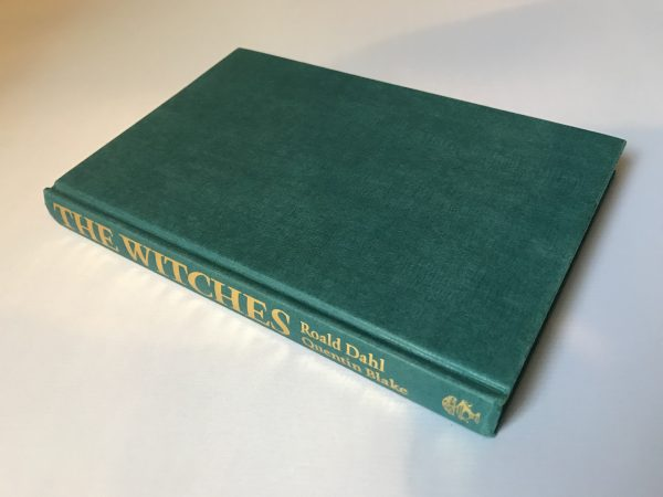 roald dahl the witches first edition3