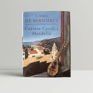 Louis de Bernieres–Captain Corellis Mandolin First UK Edition1