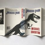 Michael Crichton Jurassic Park First Edition4