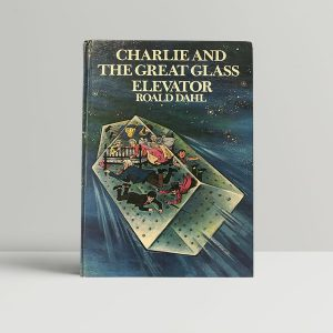 Roald Dahl Charlie And The Great Glass Elevator First UK Edition1
