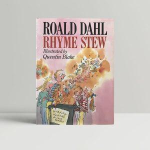 Roald Dahl Rhyme Stew First UK Edition1