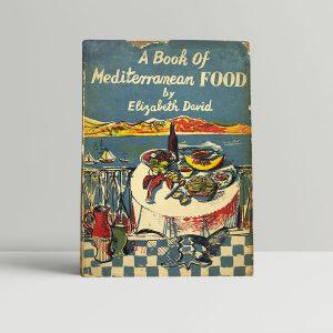 elizabeth david a book of mediterranean food first edition1