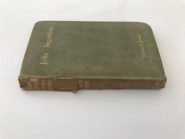 jerome k jerome john ingerfield first edition3