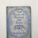 jk rowling harry potters schoolbooks beedle bard3