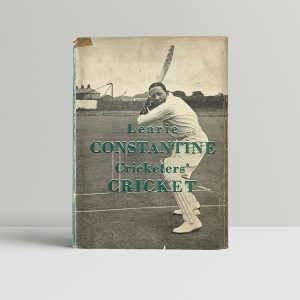 learie constantine cricketers cricket signed first edition1
