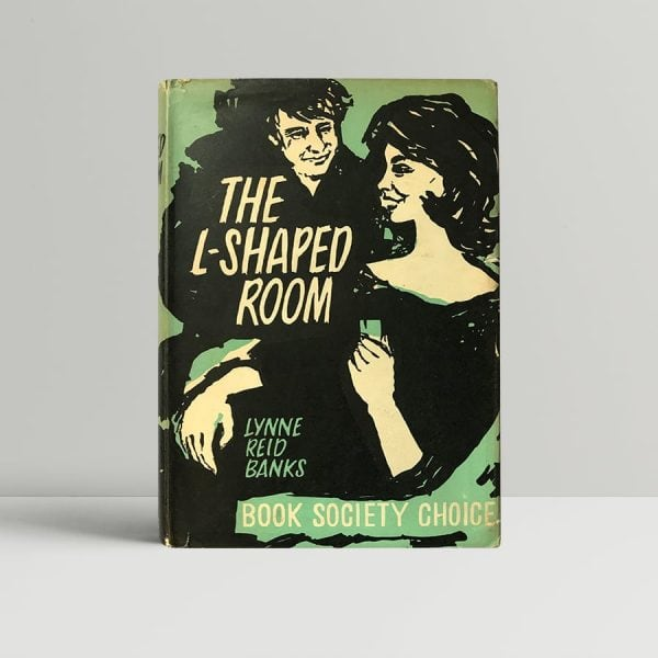 lynne reid banks the lshaped room signed first edition1
