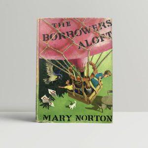mary norton the borrowers aloft first edition1 1