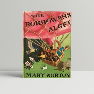 mary norton the borrowers aloft first edition1