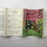mary norton the borrowers aloft first edition4 1
