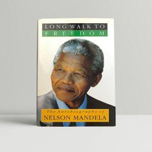 nelson mandela long walk to freedom first edition1 1