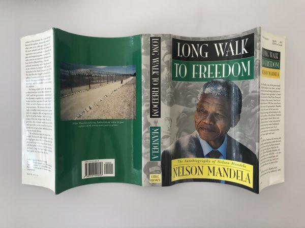 nelson mandela long walk to freedom first edition4