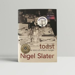 nigel slater toast signed first edition1
