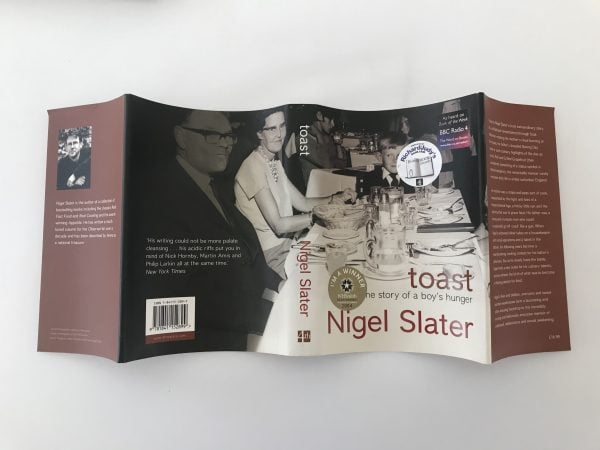 nigel slater toast signed first edition6