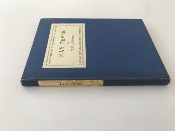 noel coward hay fever signed first edition5