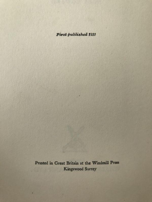 noel coward post mortem first edition2