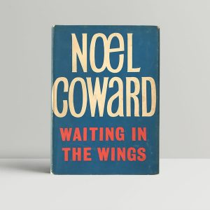 noel coward waiting in the wings first edition1