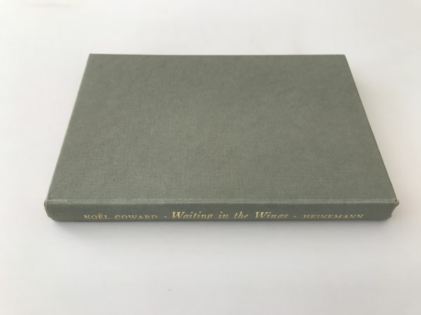 noel coward waiting in the wings first edition3