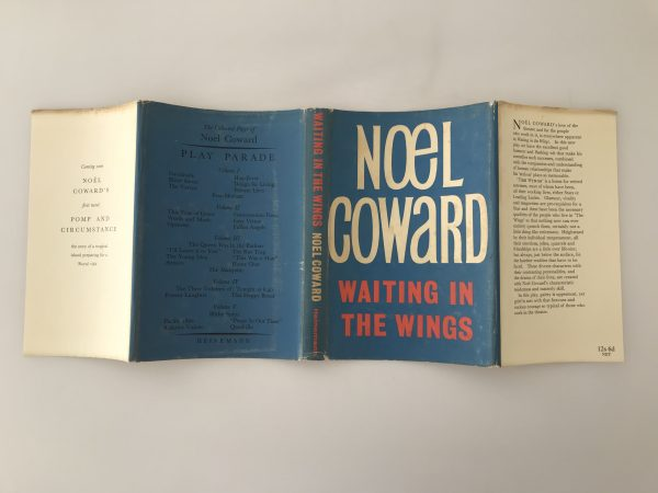 noel coward waiting in the wings first edition4