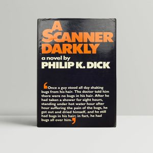 philip k dick a scanner darkly first edition1