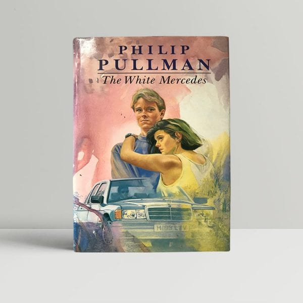 philip pullman the white mercedes first edition1