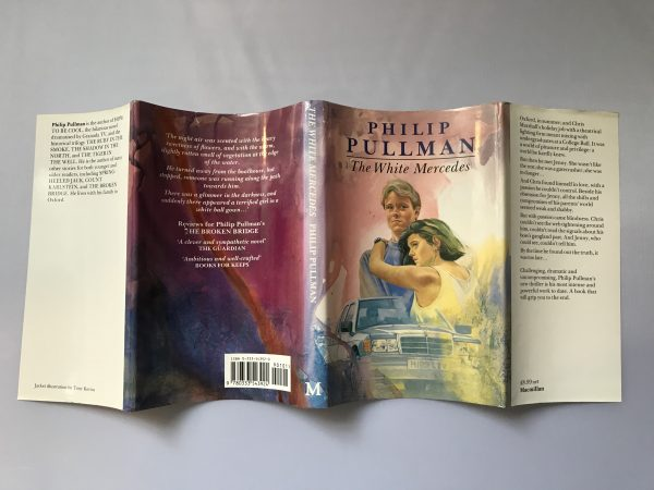 philip pullman the white mercedes first edition4
