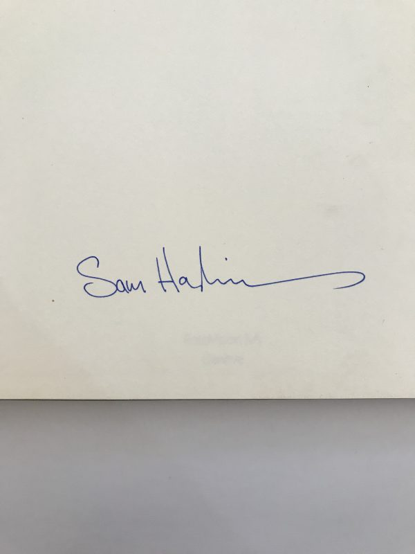 sam haskins photo graphic signed first edition2