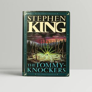 stephen king the tommyknockers first edition1