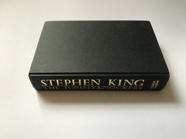 stephen king the tommyknockers first edition3