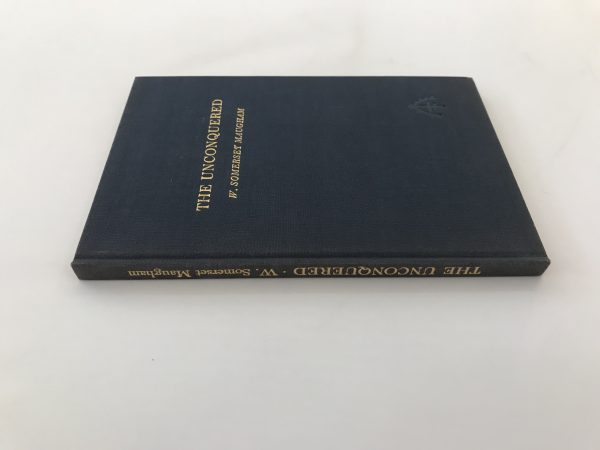 w somerset maugham the unconquered signed limited edition4