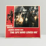 The Spy Who Loved Me Original Unframed Lobby Poster1