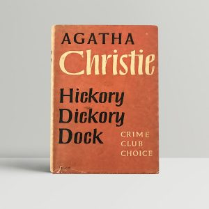 agatha christie hickory dickory dock1