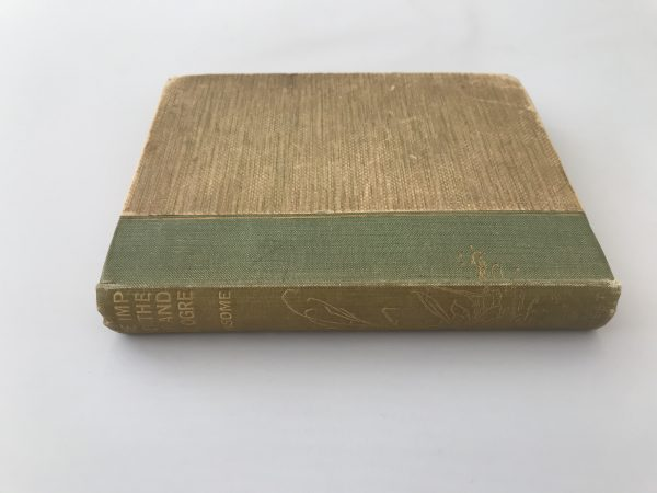 arthur ransome the imp and the elf and the ogre first edition3