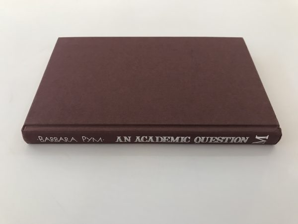 barbara pym an academic question first edition3