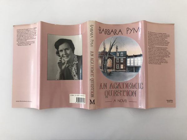 barbara pym an academic question first edition4