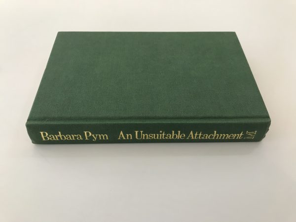 barbara pym an unsuitable attachment first edition3
