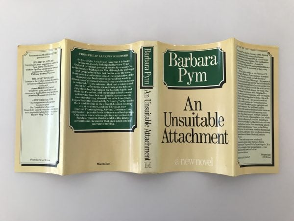 barbara pym an unsuitable attachment first edition4