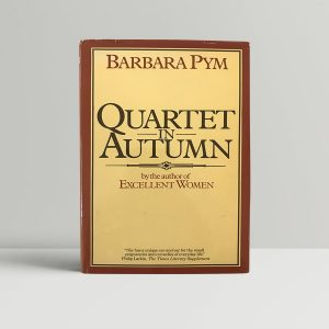 barbara pym quartet in autumn first edition1 1