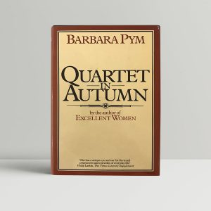 barbara pym quartet in autumn first edition1