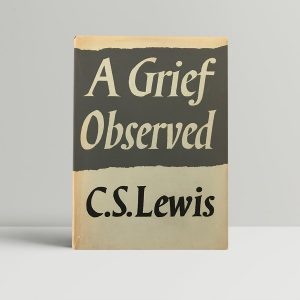 cs lewis a grief observed first edition1