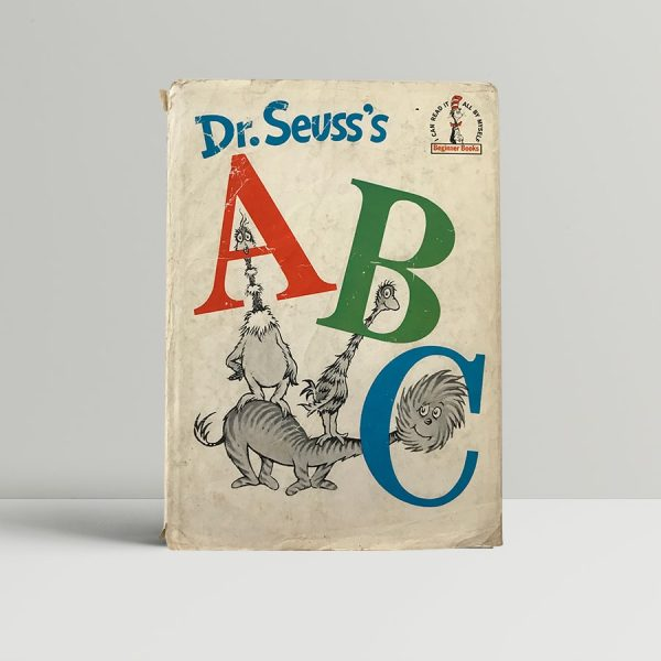 dr seuss abc first edition with wrapper1