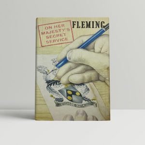 ian fleming ohmss first ed 600 1