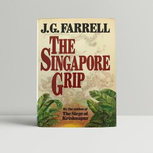 jg farrell the singapore grip first edition1
