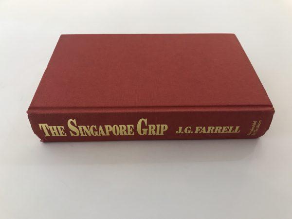 jg farrell the singapore grip first edition3
