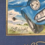 jk rowling harry potter and the chambers of secrets signed by the artist2
