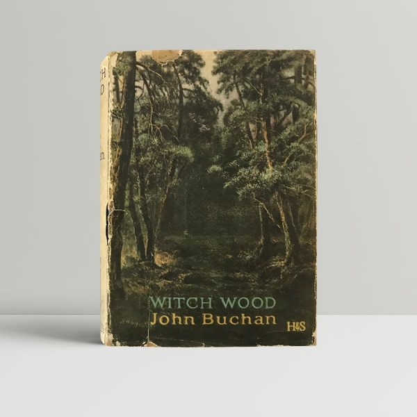 john buchan witch wood first edition1