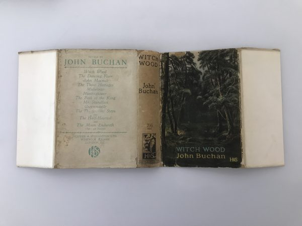 john buchan witch wood first edition4