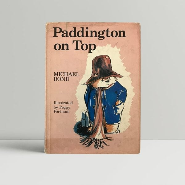 michael bond paddington on top first edition1