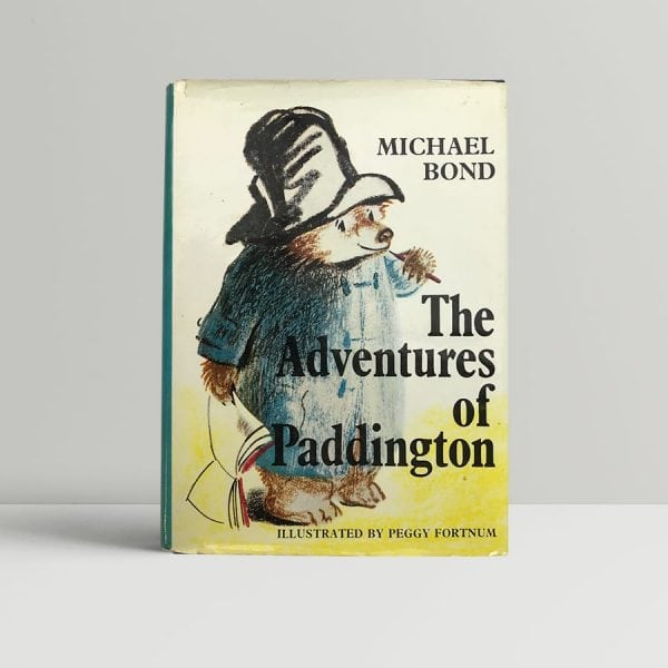 michael bond the adventures of paddington first edition1 1